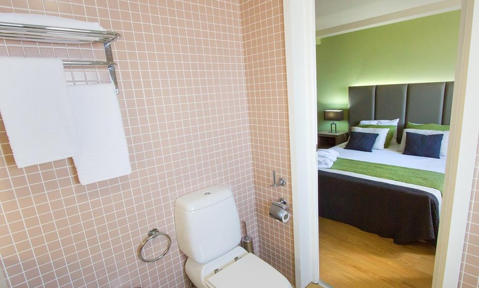 Superior Double or Twin Room Single Use