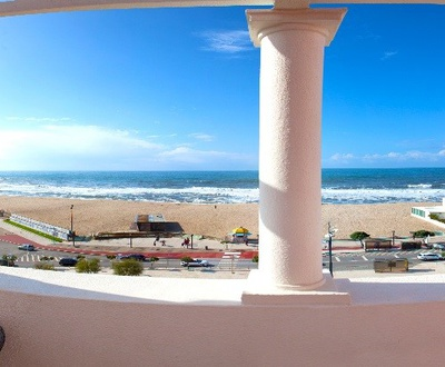 Panoramic view  Grande Hotel da Póvoa